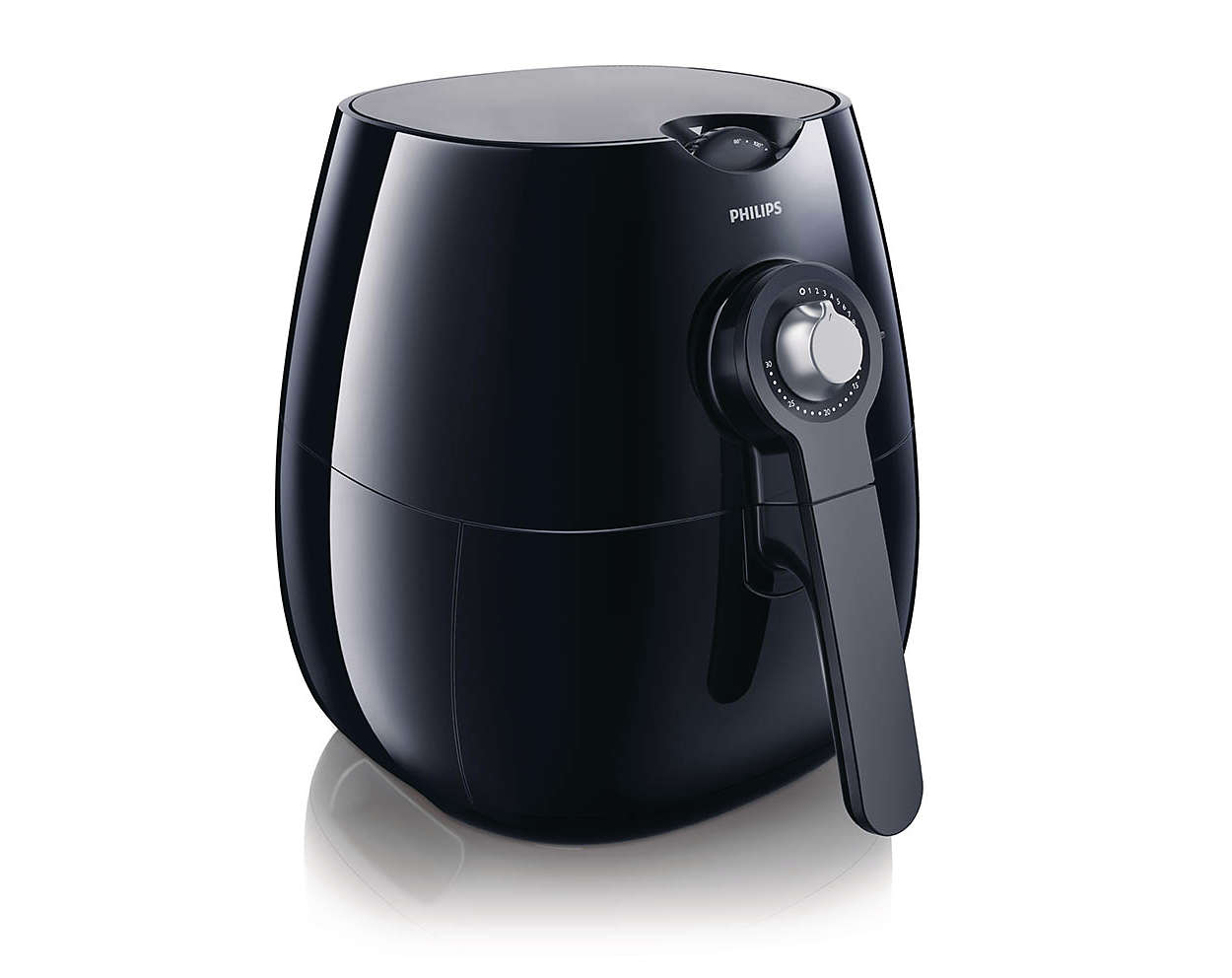 Philips Airfryer, Heißluftfritteuse HD9220/20