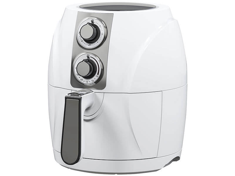 Rosenstein & Söhne Hot Air Fryer 1400 W