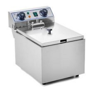 Royal Catering Fritteuse RCTF 13E - Electric Deep Fryer - 13 L