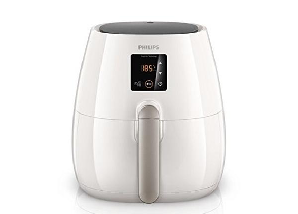 Philips Airfryer HD9230/50 Heißluftfritteuse (das Original, knusprige Pommes mit bis zu 80% weniger Fett)