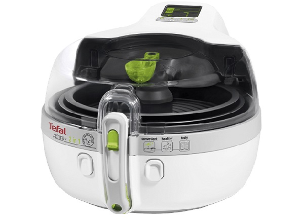 Tefal YV9600 Heißluft-Fritteuse ActiFry 2in1 tes