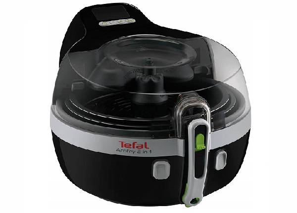 tefal heißluftfritteuse actifry 2 in 1 test